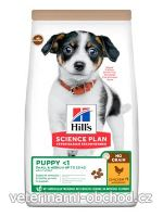 Psi - krmivo - Hills - Hill's Can.Dry SP Puppy NoGrain Chicken