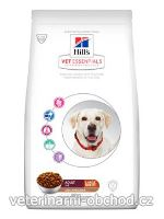 Psi - krmivo - Hills - Hill's Can.Dry VE Adult LargeBreed with Lamb&Rice