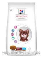 Psi - krmivo - Hills - Hill's Can.Dry VE Adult Small&Mini with Lamb&Rice